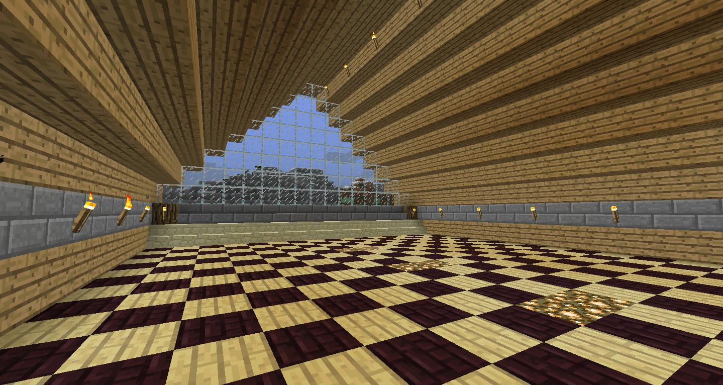 Checkerboard Loft