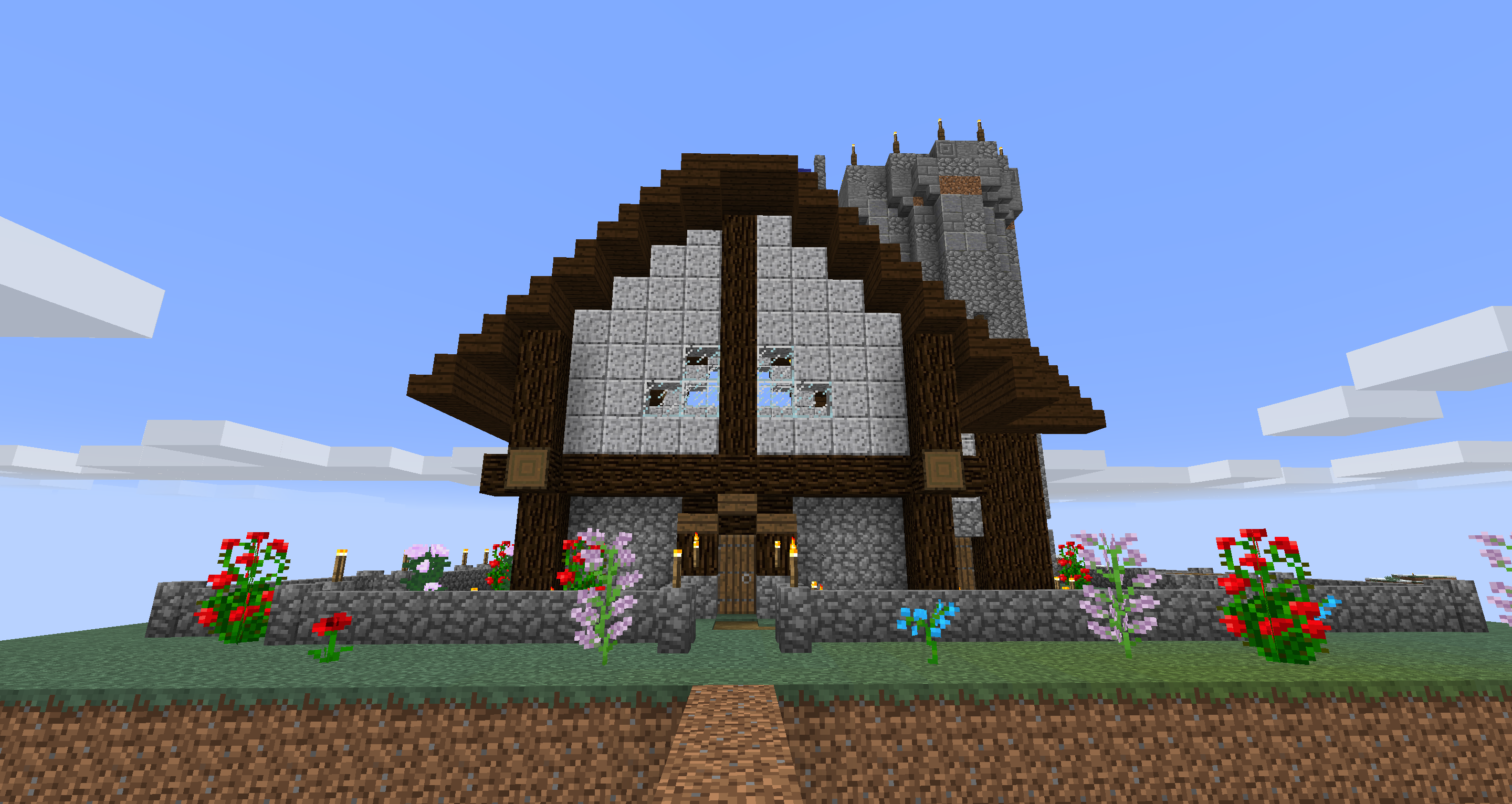 Front of Remote Outpost