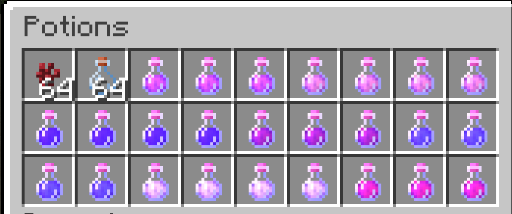 1Potions